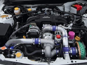 HKSスーパーチャージャーキット for 86/BRZ