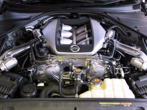 R35 GT-R シーケンシャルブローオフバルブ (HKS Super SQV)