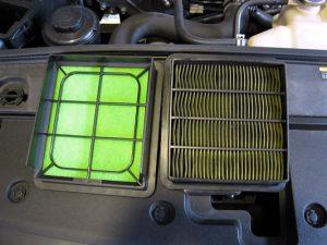 R35 GT-R スーパーハイブリッドフィルター (HKS Super Hybrid Filter)