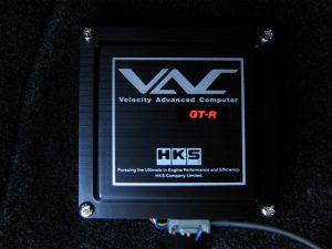 R35 GT-R スピードリミッターカット (HKS VAC)
